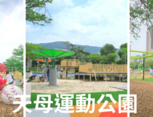 【特色共融公園】台北天母運動公園 | 棒球主題兒童遊戲場 | 9公尺高溜滑梯 | 大型攀爬遊具 | 法式滾球 | 溜冰 | 籃球 | 網球 | 田徑 | 大草坪 |